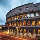 The Coliseum in Rome