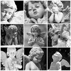 The 6 letters answer is CHERUB