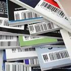 A bunch of barcodes