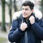 Man wearing winter jacket