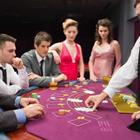 The 8 letters answer is CROUPIER