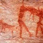 Cave drawings, Native American drawings